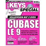 Cubase LE 9 Vollversion Musikproduktionssoftware von Steinberg im Keys Special