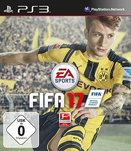 Preisvergleich Produktbild FIFA 17 - [PlayStation 3]