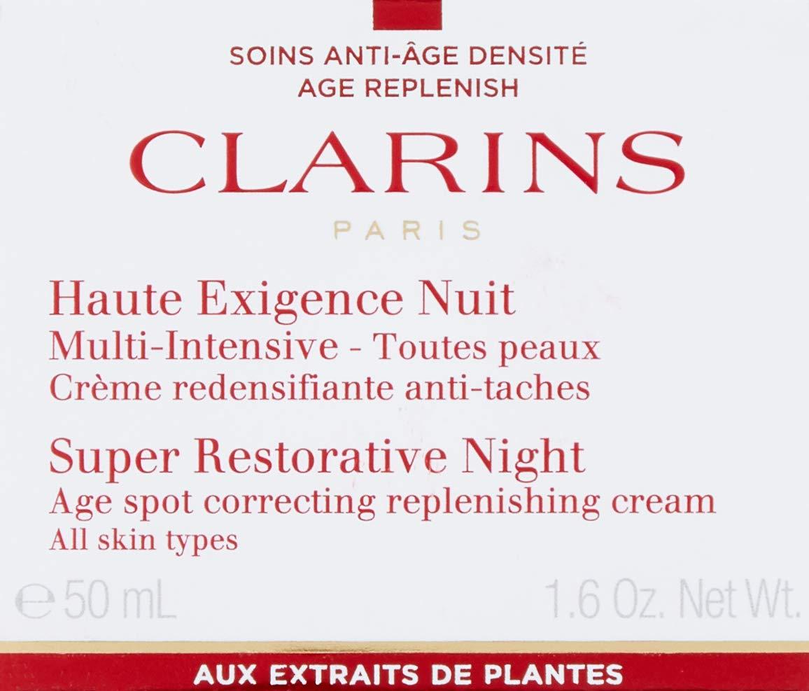 Clarins Crema Alta Exigencia de Noche – 50 ml