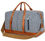 Best BLUBOON Bag For Men - BLUBOON Weekender Overnight Bag Travel Women Ladies Canvas Review