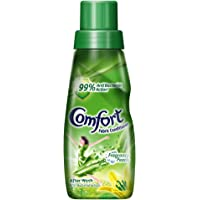Comfort After Wash Anti Bacterial Fabric Conditioner (Fabric Softener) - For Softness, Shine And Long Lasting Freshness…