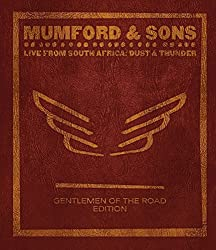 Mumford And Sons: Live From South Africa: Dust And Thunder (2 Blu-ray + CD)