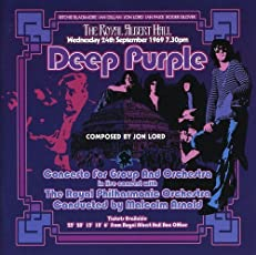 Concerto For Group And Orchest - Deep Purple With The Royal Phi