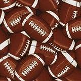 American Football Sport Stoff vonTimeless Treasures