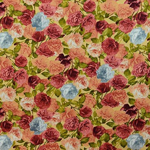 Quilting patchwork Craft leggero popeline di cotone