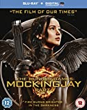 The Hunger Games: Mockingjay Part 1 [Blu-ray + UV Copy] [2015]