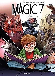 """Afficher """"Magic 7 - série en cours n° 4 Vérités"""""""
