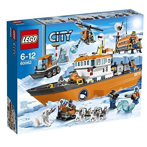 LEGO 60062 - City Arktis Eisbrecher by Lego