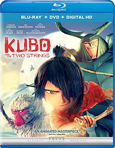 Kubo and the Two Strings (Blu-ray + DVD + Digital HD)