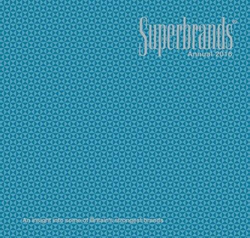 Superbrands Annual 2016
