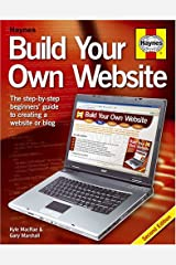 Build Your Own Website Hardcover