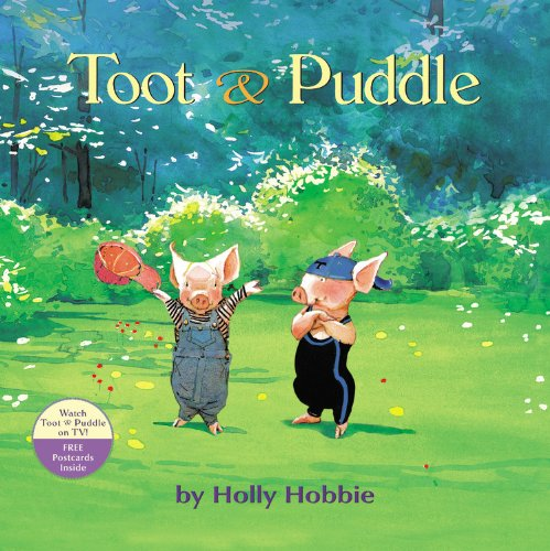 Toot & Puddle [With Postcard]