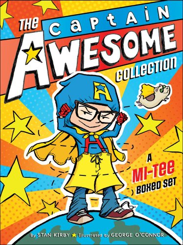 The Captain Awesome Collection: A MI-TEE Boxed Set: Captain Awesome to the Rescue!; Captain Awesome vs. Nacho Cheese Man; Captain Awesome and the New Kid; Captain Awesome Takes a Dive Tee-set Boxed