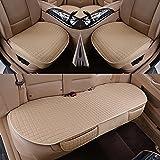 Han sui song Auto Sitzbezug Set, Auto Sitze Protector, 3Pcs, Polo,Golf,Golf Sportsvan,Golf Variant,Passat Variant, T-ROC,Tiguan, Tiguan Allspace,Touareg,Passat