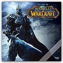 The Art of World of Warcraft 2019 - 18-Monatskalender: Original BrownTrout-Kalender [Mehrsprachig] [Kalender]