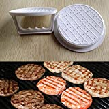 Best Amazon Meat Slicers - Generic Meat Grill Hamburger Presses DIY Hamburger Mold Review