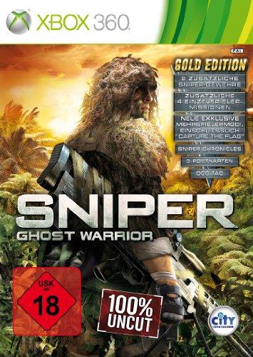 Ubisoft Sniper: Ghost Warrior - Gold Edition
