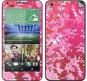 GsmKart HD816 Mobile Skin for HTC Desire 816 (Pink, Desire 816-388)