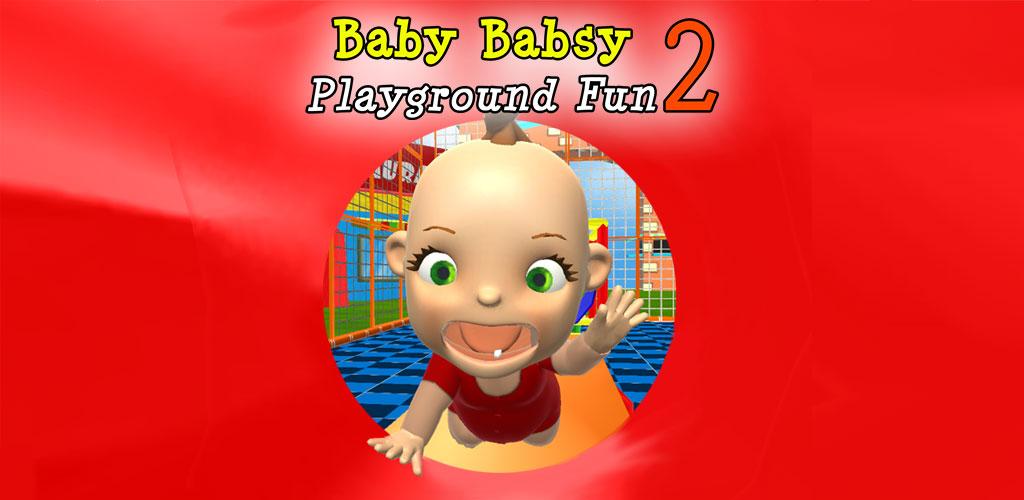 Zoom IMG-1 baby babsy playground fun 2