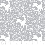 Camelot Fabrics Lizenzprodukt Disney Bambi Silhouette in
