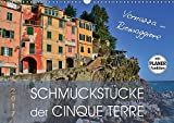 SCHMUCKSTÜCKE der CINQUE TERRE (Wandkalender 2017 DIN A3 quer): Das schönste Stück Liguriens (Geburtstagskalender, 14 Seiten ) (CALVENDO Orte) - Jutta Heußlein