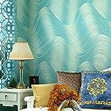 QNQA Nueva casa decoradas paredes, moderno minimalista, a rayas de tela no tejida, papel pintado, sala, comedor, dormitorio, TV, pared, papel pintado,Un