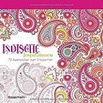 Indische Inspirationen: 70 Ausmalbild...