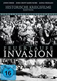 DVD Cover 'Feuertaufe Invasion