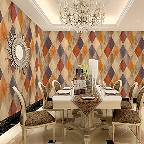 BIZHI Contemporary Wallpaper Art Deco 3D Fashion Stripe Wallpaper Wall Covering PVC Self Adhesive/Vinyl Fabric Wall Art,NHGUB22