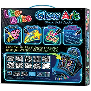 Lite Brite Magic Studio d'art