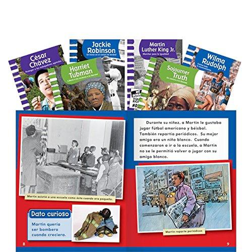 Equality for All Spanish Set: Grades 1-2 (Teacher Created Materials Library Set) por Teacher Created Materials