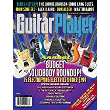 Guitar Player: Electric Electrifying (English Edition)