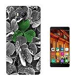 002782 - Irish Green Clover Good Luck Design Elephone P9000