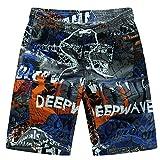 ICEbear Pantaloncini e calzoncini Uomo Estate Nuotare Tronchi Veloce Spiaggia Asciutta Costume Da Bagno Uomo Beach Shorts Swim Trunks