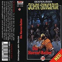 Geisterjäger John Sinclair - Folge 10: Die Horror-Reiter [Musikkassette]