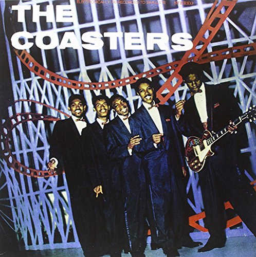 Coasters [Vinyl LP] - Coaster Black Metal