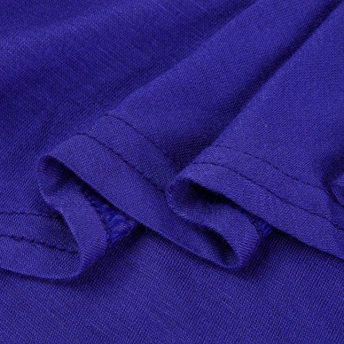 Momola -  Maglia a manica lunga  - Moda - Maniche lunghe  - Donna Dark Blue