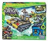 Mega Brands DPF81 - Ninja Turtles Battaglia nella Giungla (Film), Plastica, Multicolore