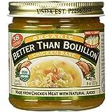 Better Than Bouillon - Base de pollo orgánico - 8 oz.