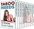 Taboo Needs: 12 Stories