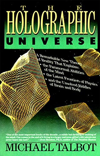 The Holographic Universe por Michael Talbot