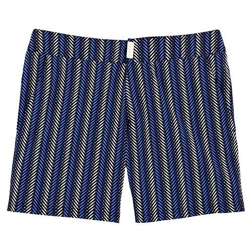 Vilbrequin Figurbetonte V Fish Badeshorts - Herren Navy Blue