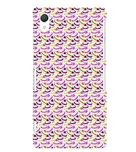 EPICCASE cupcakes Mobile Back Case Cover For Sony Xperia Z2 (Designer Case)