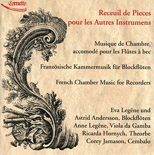 Kammermusik Für Blockflöten