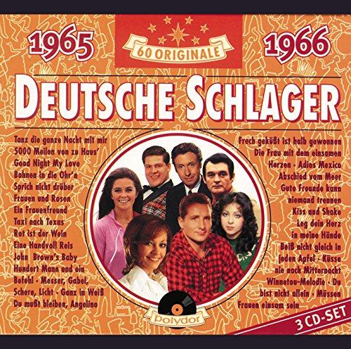 Deutsche Schlager 1965 - 1966