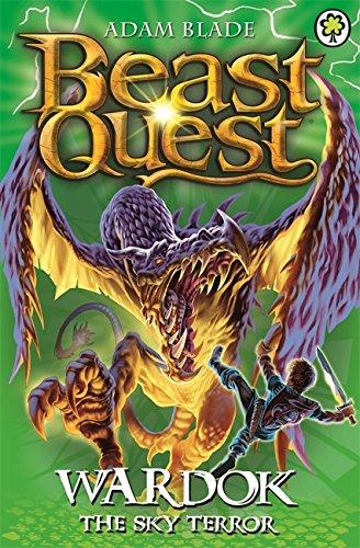 Wardok the Sky Terror: Series 15 Book 1 (Beast Quest)