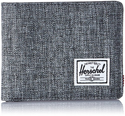 Herschel Supply Co. Cartera para hombre Negro...