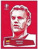 Panini UEFA EURO 2016 France - Manuel Neuer (Coca Cola Sticker)