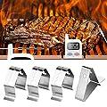 UPPOD Universal A Style clip für Umgebungstemperaturen von BBQ Smoker Oven Grill