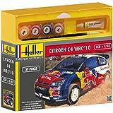 Heller - 50117 - Maqueta - Citroën C4 WRC '10 - 1/43